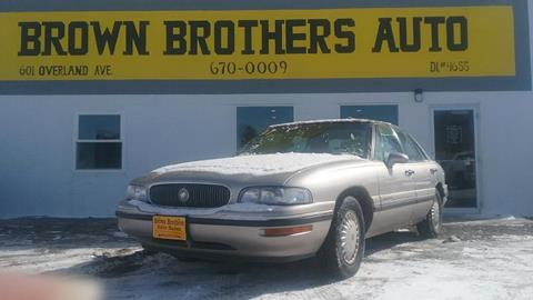 1997 Buick LeSabre for sale in Burley, ID