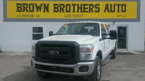 2012 Ford F-250 Super Duty for sale in Burley, ID