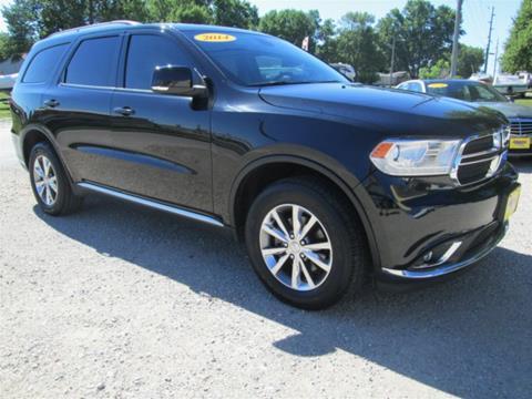 2014 Dodge Durango for sale in Emmetsburg, IA