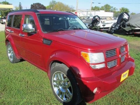 2007 Dodge Nitro for sale in Emmetsburg IA
