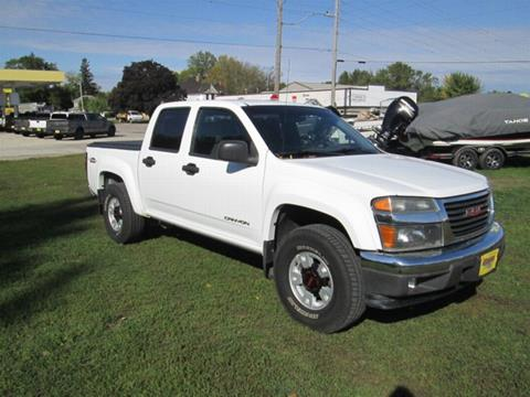 2005 GMC Canyon for sale in Emmetsburg IA