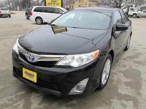 2012 Toyota Camry Hybrid for sale in Emmetsburg IA