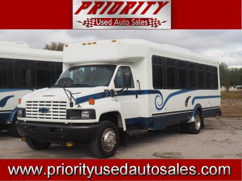 2005 Chevrolet C5500 for sale in Muskegon, MI
