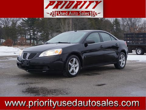 2008 Pontiac G6 for sale in Muskegon, MI