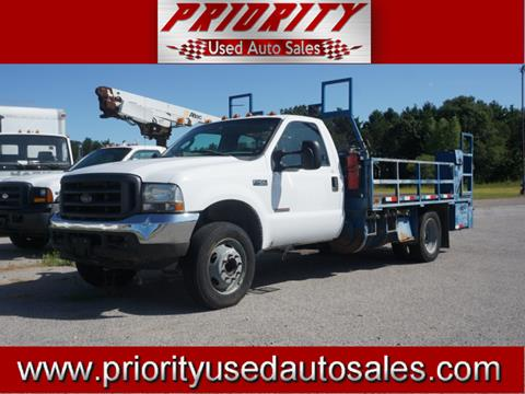 2004 Ford F-450 Super Duty for sale in Muskegon, MI