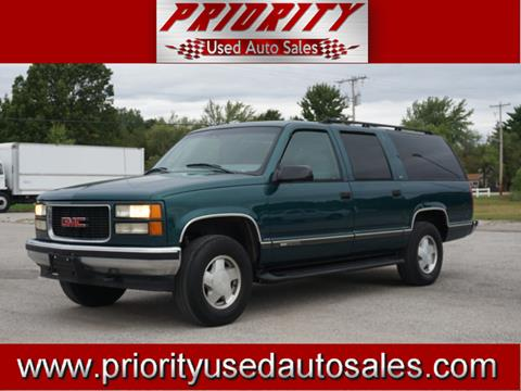 1997 GMC Suburban for sale in Muskegon, MI