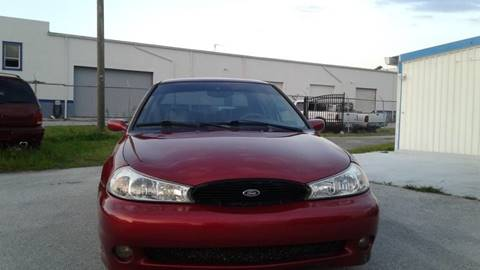 2000 Ford Contour SVT for sale in Largo, FL