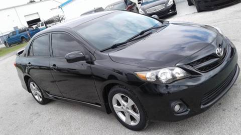 2011 Toyota Corolla for sale in Largo, FL