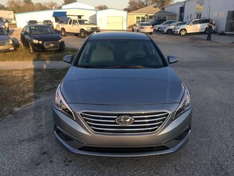 2015 Hyundai Sonata for sale in Largo, FL