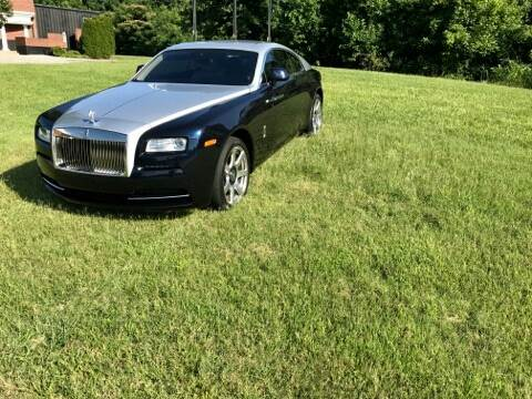 2015 Rolls-Royce Wraith for sale in High Point, NC