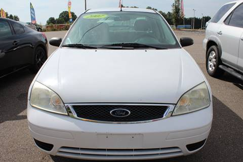 2007 Ford Focus for sale in Statesville, NC