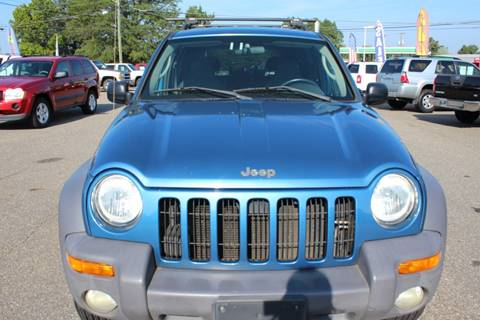 2003 Jeep Liberty for sale in Statesville, NC
