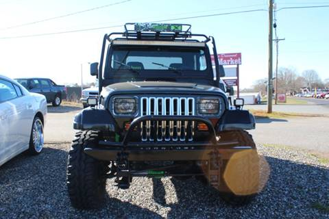 1991 Jeep Wrangler for sale in Statesville, NC