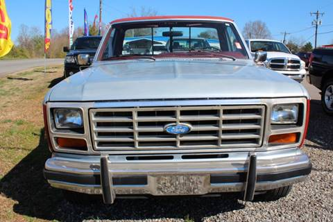 1984 Ford F-150 for sale in Statesville, NC