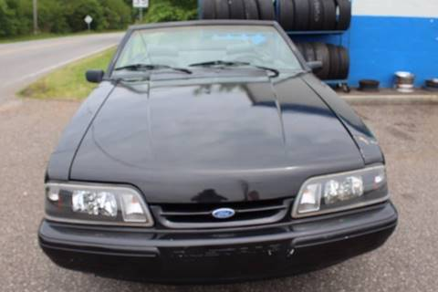 1990 Ford Mustang for sale in Statesville, NC