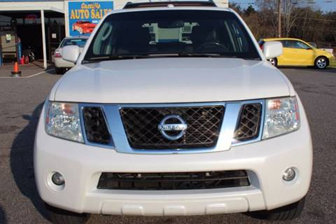 2008 Nissan Pathfinder for sale in Statesville, NC
