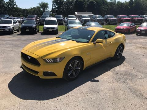2017 Ford Mustang for sale in Comstock NY