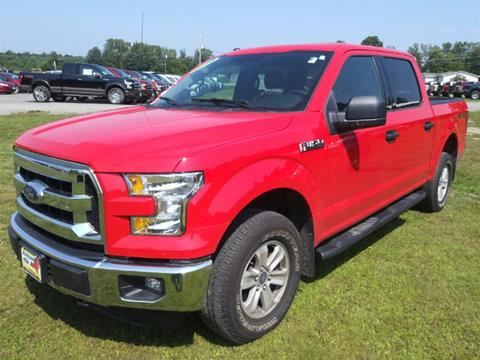 2016 Ford F-150 for sale in Comstock NY