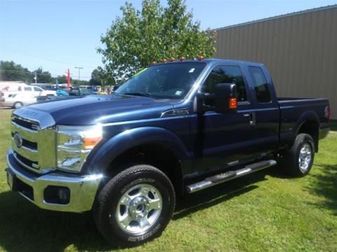 2016 Ford F-250 Super Duty for sale in Comstock NY