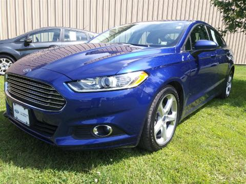 2016 Ford Fusion for sale in Comstock NY