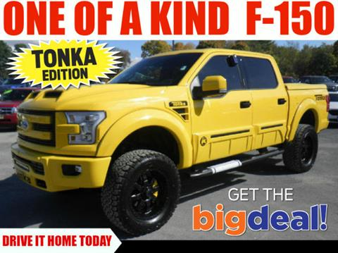 2016 Ford F-150 for sale in Comstock, NY