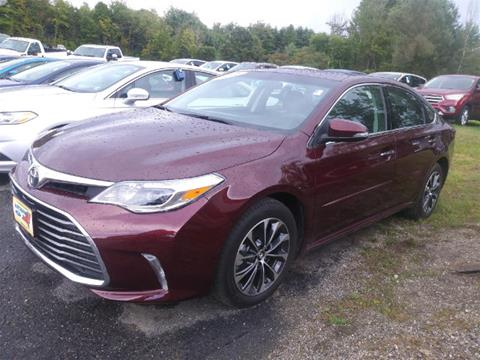 2016 Toyota Avalon for sale in Comstock NY