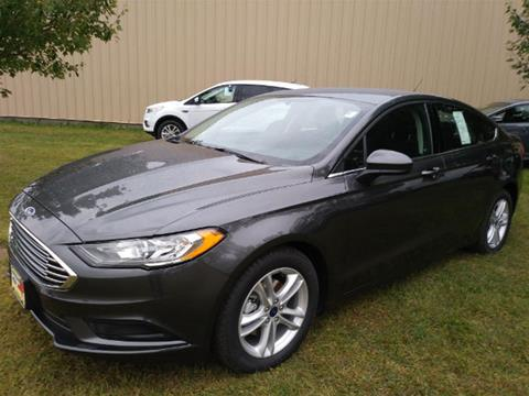2018 Ford Fusion for sale in Comstock, NY