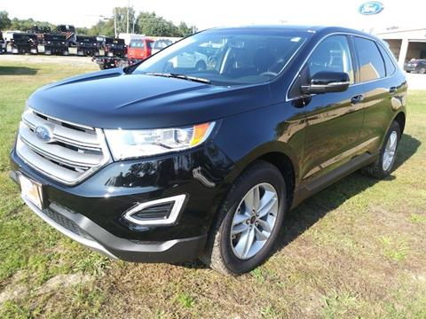 2017 Ford Edge for sale in Comstock, NY