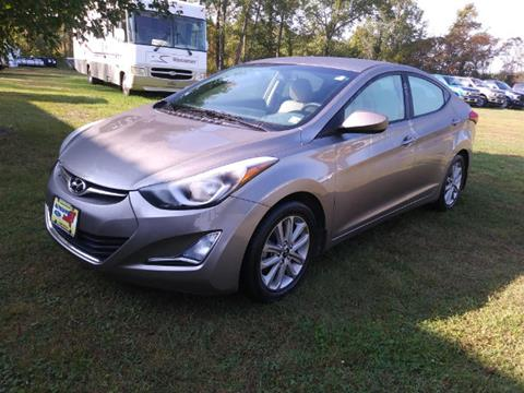 2016 Hyundai Elantra for sale in Comstock, NY