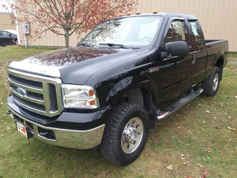2005 Ford F-250 Super Duty for sale in Comstock NY