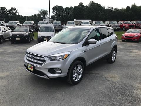 2017 Ford Escape for sale in Comstock, NY