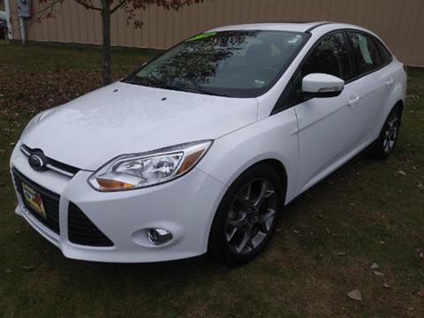 2014 Ford Focus for sale in Comstock NY