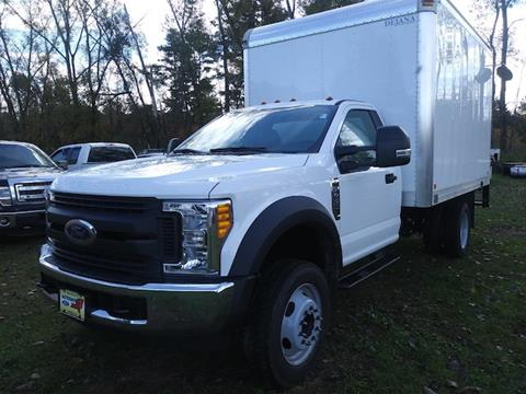 2017 Ford F-450 for sale in Comstock NY