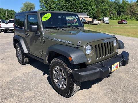 2015 Jeep Wrangler for sale in Comstock, NY