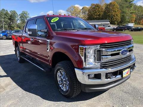 2018 Ford F-250 Super Duty for sale in Comstock, NY