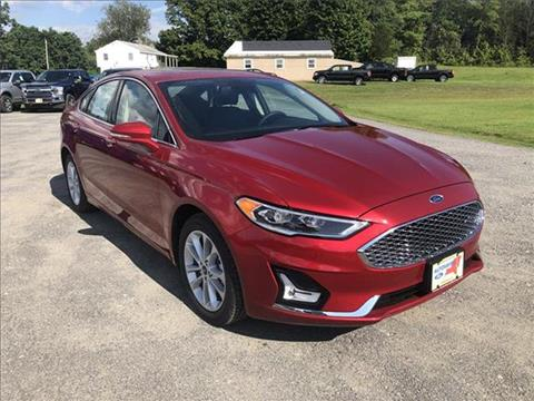 2020 Ford Fusion Energi for sale in Comstock, NY