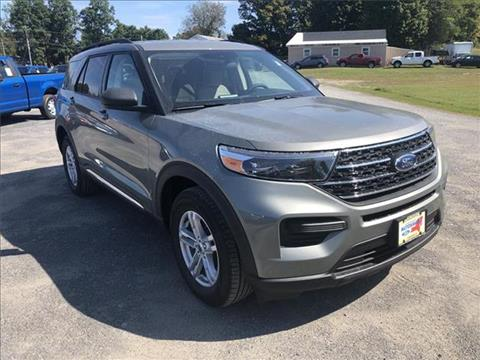 2020 Ford Explorer for sale in Comstock, NY