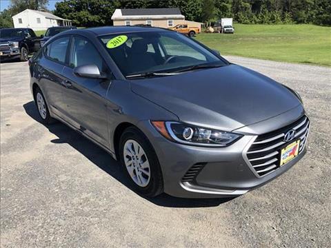 2017 Hyundai Elantra for sale in Comstock, NY