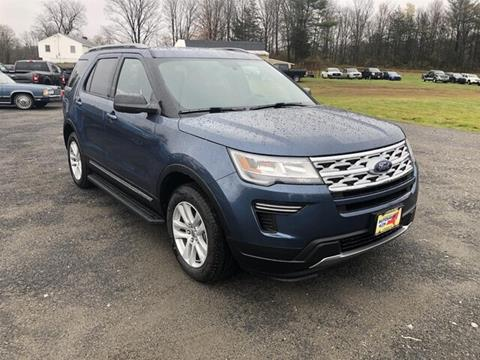 2019 Ford Explorer for sale in Comstock, NY