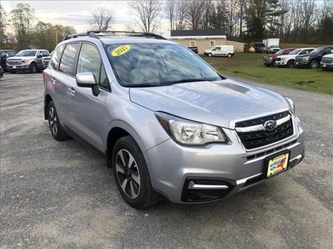 2017 Subaru Forester for sale in Comstock, NY