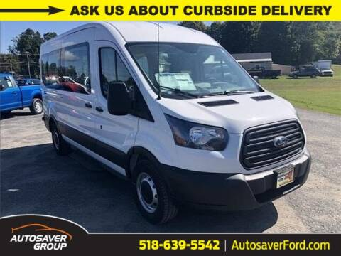 2019 Ford Transit Passenger for sale at Autosaver Ford in Comstock NY