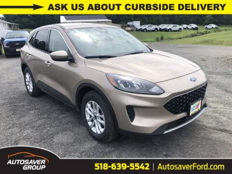 2020 Ford Escape for sale at Autosaver Ford in Comstock NY