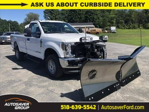 2019 Ford F-250 Super Duty for sale at Autosaver Ford in Comstock NY
