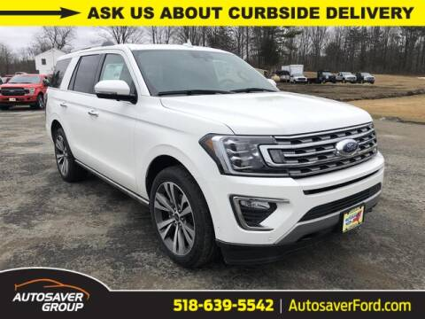 2020 Ford Expedition for sale at Autosaver Ford in Comstock NY