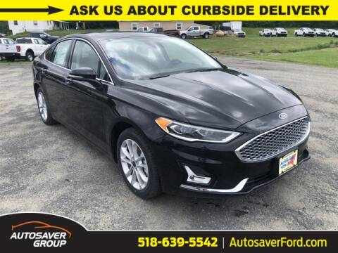2020 Ford Fusion Energi for sale at Autosaver Ford in Comstock NY