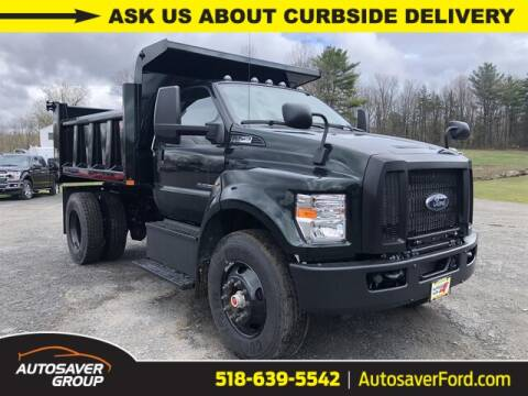2021 Ford F-750 Super Duty for sale at Autosaver Ford in Comstock NY