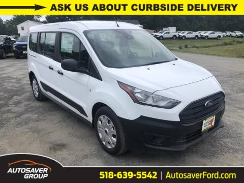 2020 Ford Transit Connect Wagon for sale at Autosaver Ford in Comstock NY