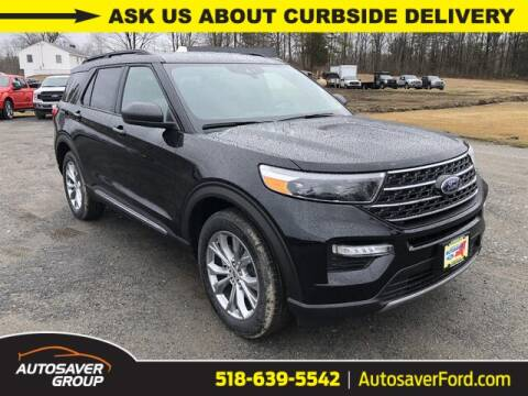 2020 Ford Explorer for sale at Autosaver Ford in Comstock NY