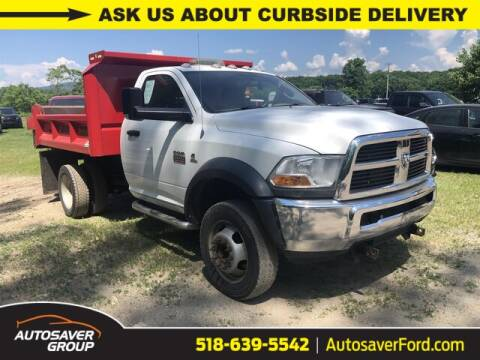 2011 RAM Ram Chassis 5500 for sale at Autosaver Ford in Comstock NY
