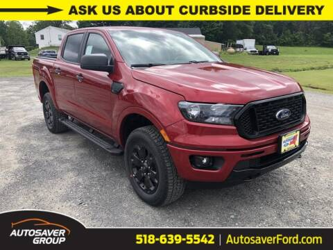 2020 Ford Ranger for sale at Autosaver Ford in Comstock NY